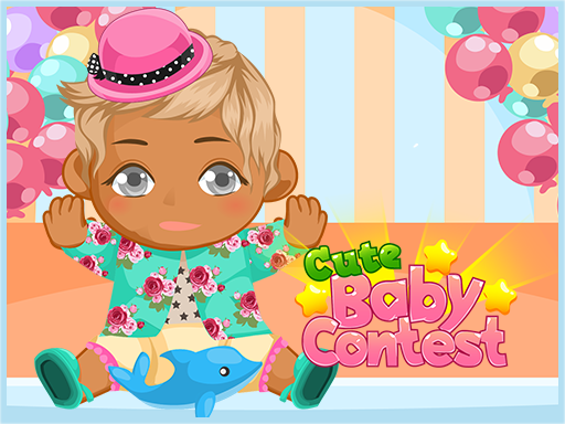 Play Cute baby contest Game