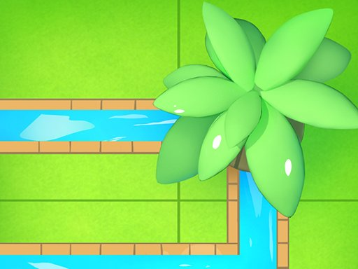 Play Water Connect Puzzle Game