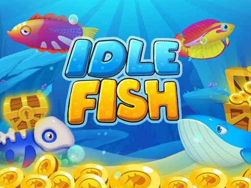 Play Idle Fish Game