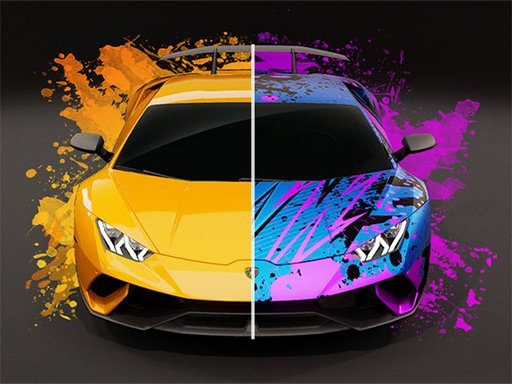 Play Paint My Car Game