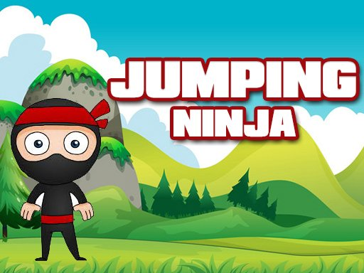 Play Jumping Ninja Game