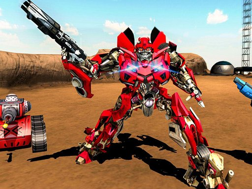 Play Battle Robot Jigsaw Puzzle Collection Game