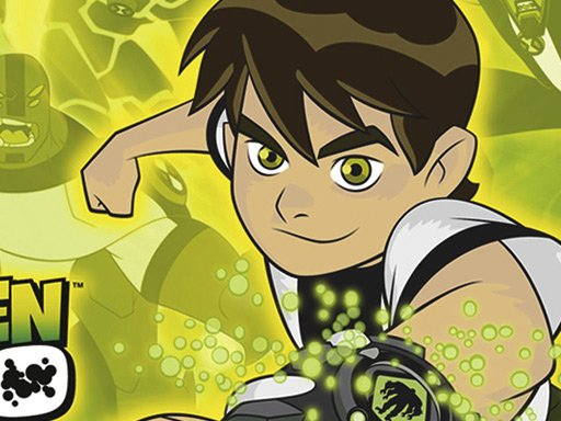 Play Ben 10 Jigsaw Puzzle Collection Game