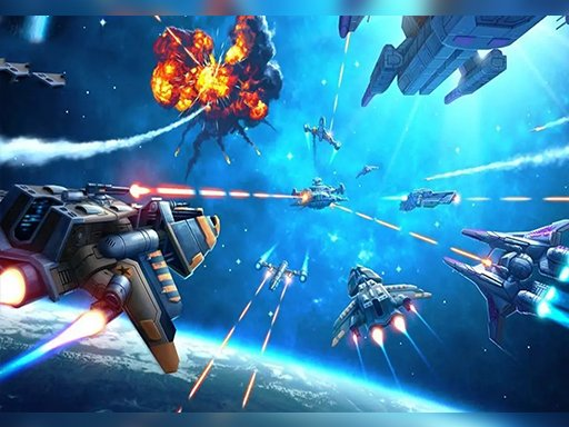 Play Galaxy Attack : Alien Shooter Game
