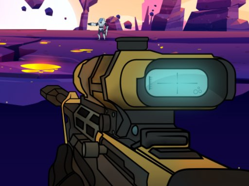 Play Galactic Sniper Game