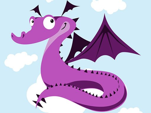 Play Colorful Dragons Match 3 Game
