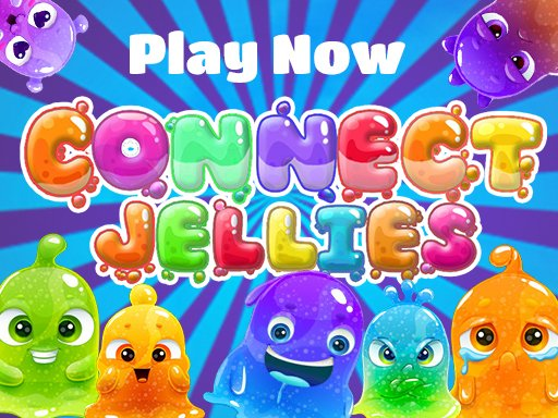 Play Connect Jellies Memory Game