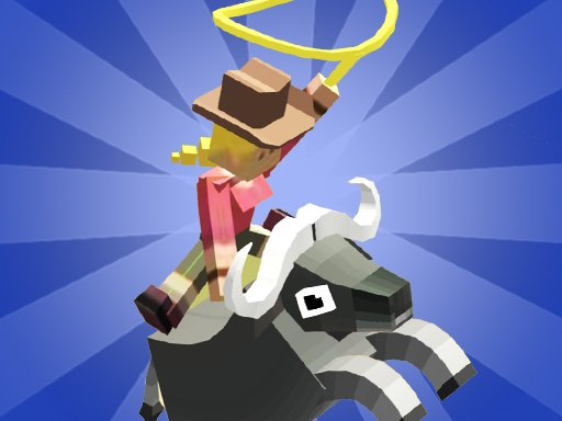 Play Rodeo Stampede Game