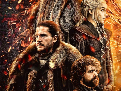 Play Game of Thrones Jigsaw Puzzle Collection Game