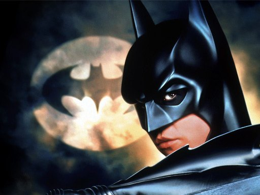 Play Batman Jigsaw Puzzle Collection Game