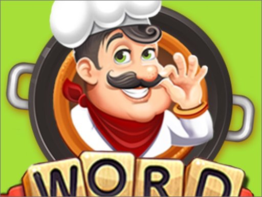 Play Word Master Chef Game