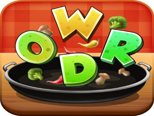 Play Word Chef Master Game