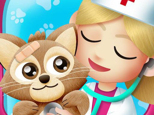Play Animal Daycare Pet Vet Online Game
