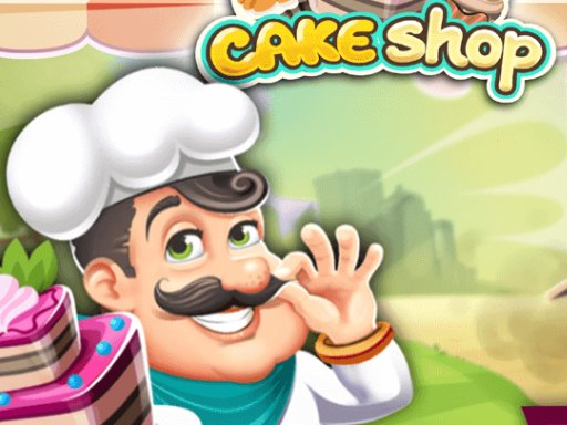Play Cake Shop Bakery Chef Story Game
