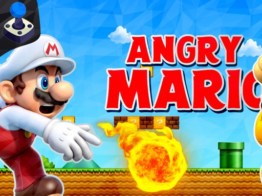 Play Angry Mario World Game
