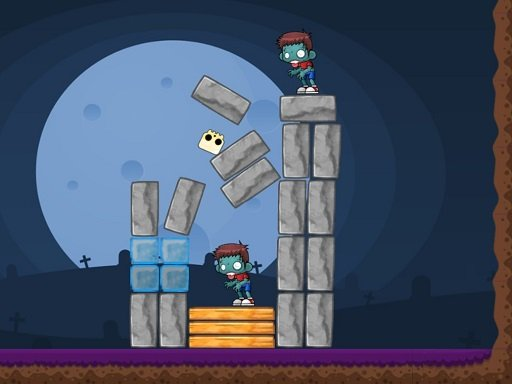 Play Angry Infected 2D Game