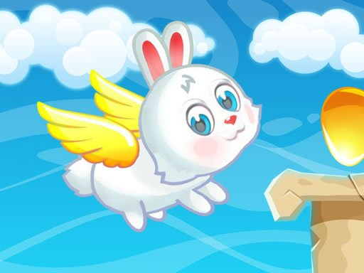 Play Easter Bunny Flying Game