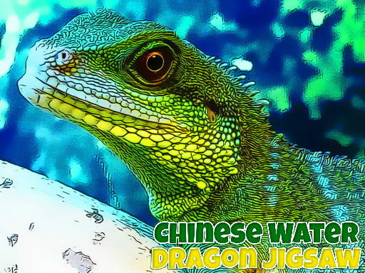 Play Chinese Water Dragon Jigsaw Game