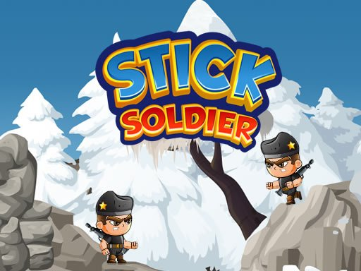 Play Fast Stick Soldier Game