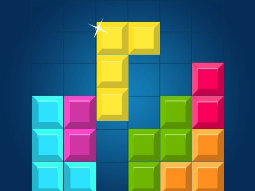 Play Block Puzzle Match Game