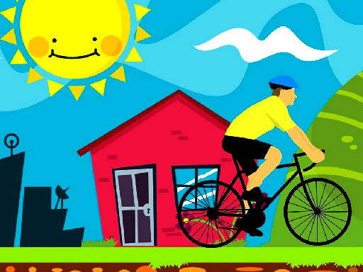 Play Bicycle Drivers Puzzle Game
