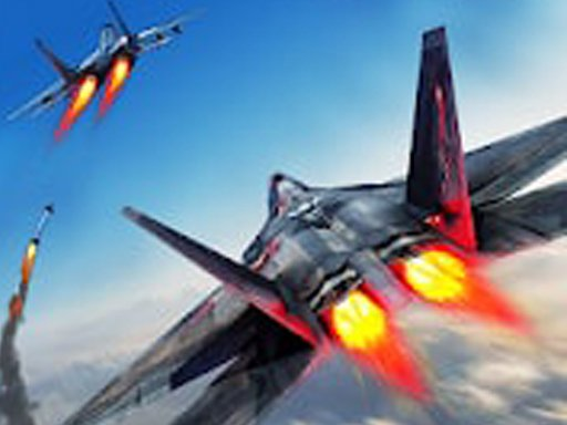 Play Plane War -Endless Missiles! Game