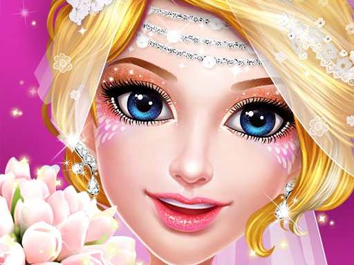 Play Wedding Dress Up – Bride Makeover Game