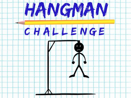 Play Hangman Challenge Game
