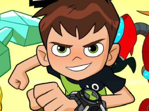 Play Ben10 Jumping Challenge Game