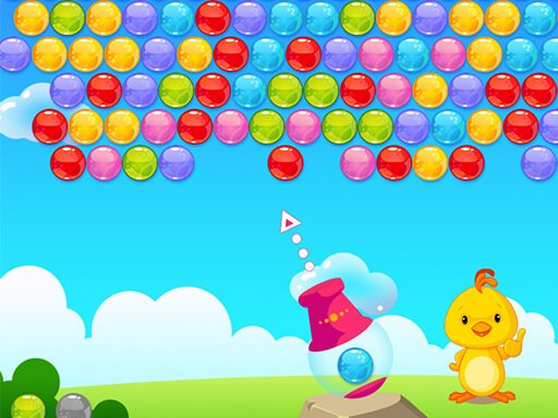 Play Happy Bubble Shooter Game