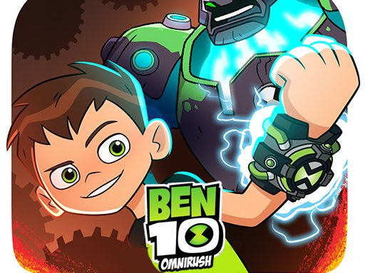 Play Ben10 Omnirush Game