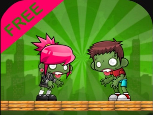 Play Angry Fun Zombies Game