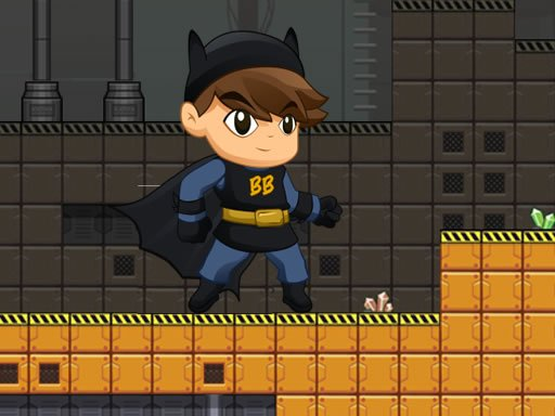 Play Battboy Adventure Game