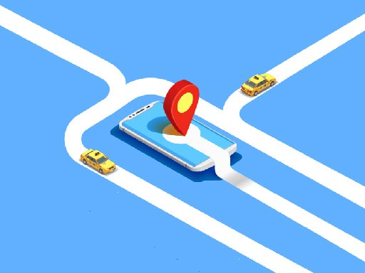 Play Drive Taxi Game