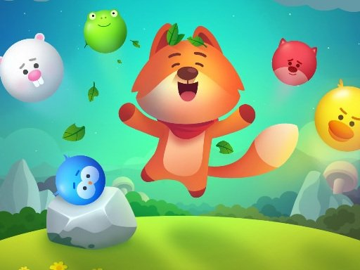 Play Bubble Shooter Kids Game