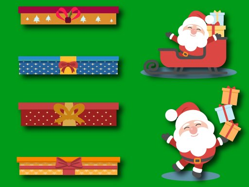 Play Stack The Gifts Xmas Game