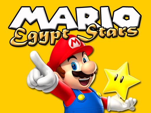 Play Mario Egypt Stars Game