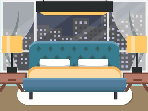Play Cozy Bedroom Difference Game