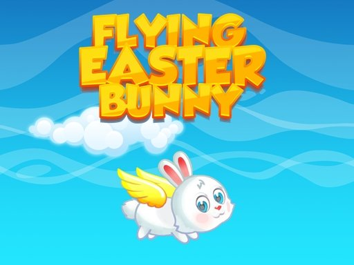 Play Flying Easter Bunny Game