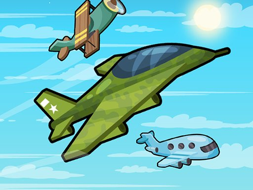 Play Sky Battle Game