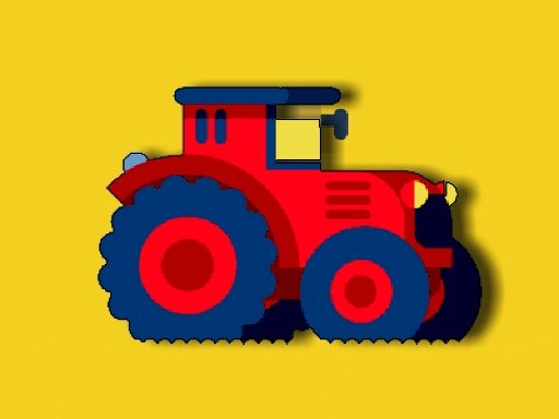 Play Cartoon Farm Differences Game