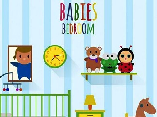 Play Baby Room Differences Game