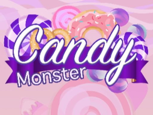 Play Candy Monsters Game