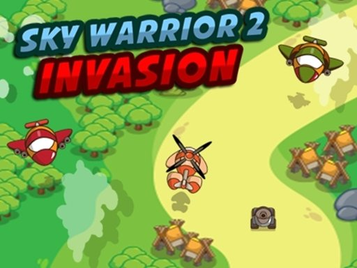 Play Sky Warrior 2 Invasion Game