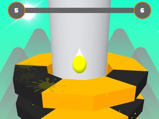 Play Stack Ball Game