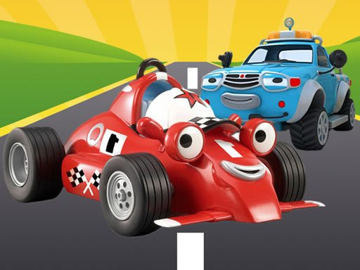 Play Roary the Racing Car Differences Game