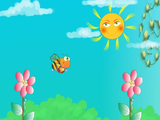 Play Flap Bee Game