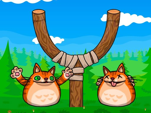 Play Shot the Angry Cat Game