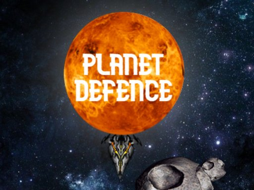 Play Planet Defense Game