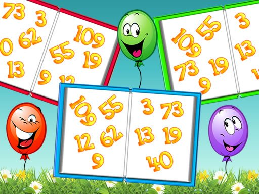 Play Books With Numbers Game